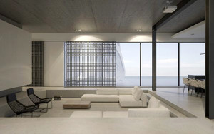 120平米后现代极简主义风格室内装修效果图赏析