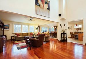 现代简约风格别墅室内装修效果图赏析