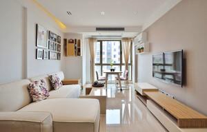 现代简约风格复式楼室内装修效果图鉴赏