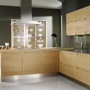 厨房现代局部100平米装修