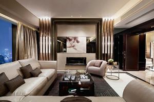 后现代奢华风格别墅室内装修效果图赏析