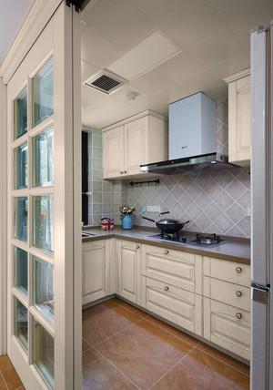 2016经典欧式小户型厨房设计装修效果图鉴赏