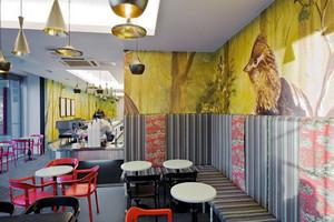140平米后现代风格餐厅装修效果图赏析