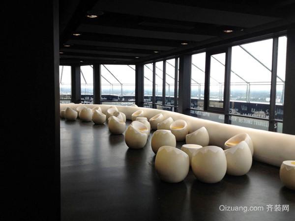 180平米后现代风格创意酒吧吧台效果图鉴赏