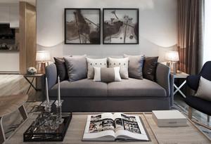北欧风格两居室室内装修效果图鉴赏