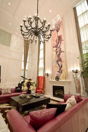 新古典主义风格别墅室内装修效果图赏析