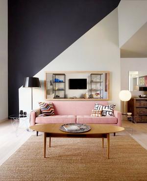 宜家风格一居室客厅装修效果图鉴赏