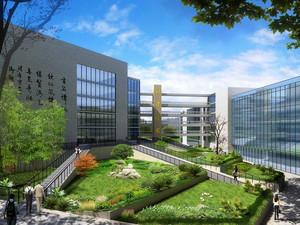 320平米现代风格学校装修效果图赏析