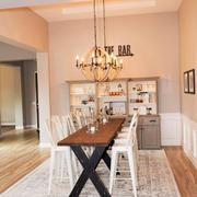 北欧风格一居室餐厅装修效果图鉴赏