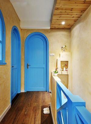 地中海风格两居室室内装修效果图赏析