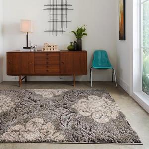 131平米简欧风格玄关地毯效果图赏析