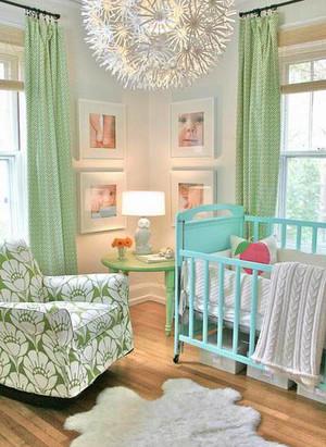 23平米现代简约风格儿童房装修效果图赏析