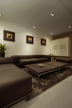 东南亚风格简约精致一居室装修效果图大全