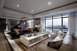 176平米简欧风格四室两厅设计装修效果图赏析