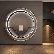 大户型后现代风格简约时尚创意玄关设计装修效果图