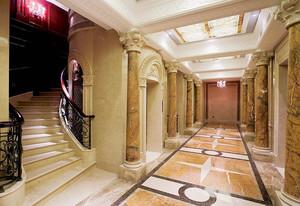 266平米新古典主义风格别墅室内整体设计装修效果图