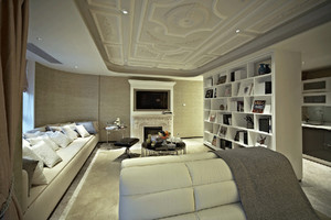 146平米欧式风格一居室装修效果图赏析