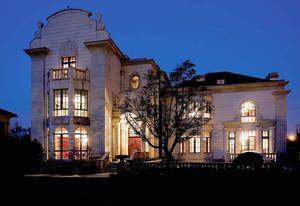 315平米欧式风格三层别墅设计效果图赏析