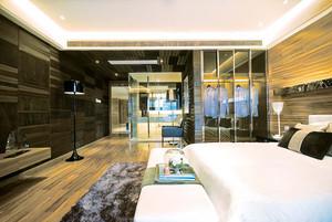 209平米新古典主义风格复式楼室内装修效果图赏析