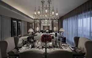 316平米新古典主义风格别墅室内装修效果图大全
