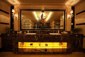 300平米欧式奢华风格别墅室内整体装修效果图