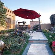 60平米现代风格别墅入户花园设计装修效果图赏析