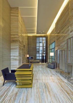 189平米欧式风格复式楼室内整体设计装修效果图赏析