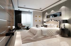 40平米现代简约风格精致女生卧室装修效果图鉴赏