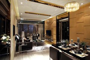 89平米现代简约风格单身公寓装修效果图赏析