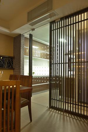 156平米中式风格三室两厅两卫装修效果图鉴赏