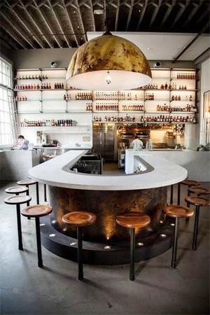 60平米乡村风格小型酒吧装修效果图鉴赏