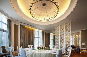 新古典主义风格精致别墅室内装修效果图赏析