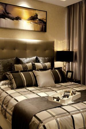 98平米现代简约风格一居室装修效果图赏析