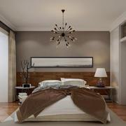 后现代风格卧室窗帘设计装修效果图鉴赏