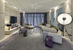 167平米宜家风格三室两厅装修效果图