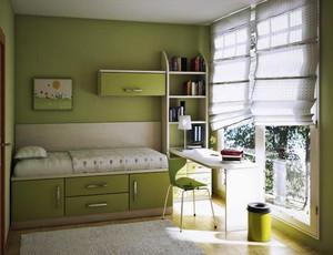 都市三居室后现代风格儿童房设计效果图