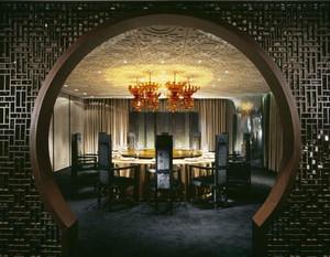 72平米中式风格酒楼装修效果图鉴赏