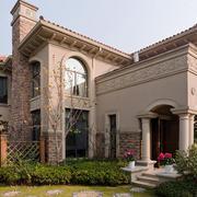 346平米欧式风格两层别墅外观效果图赏析