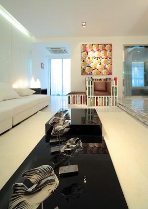 宜家简约风格大户型室内整体设计装修效果图