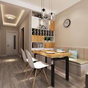 北欧风格小户型酒柜设计装修效果图