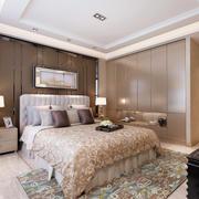 精致简欧风格卧室整体衣柜装修效果图赏析