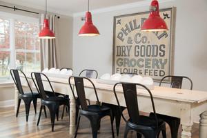 北欧风格一居室餐厅装修效果图赏析