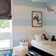大户型欧式风格儿童房装修效果图实例