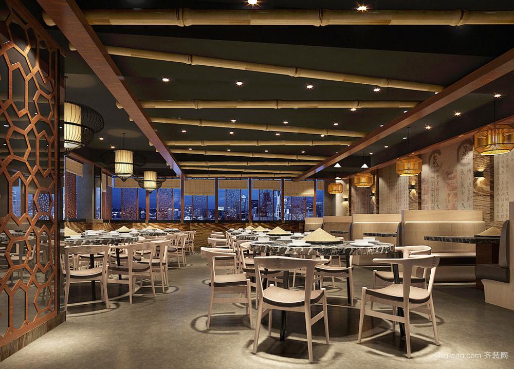 156平米现代风格酒吧装修效果图鉴赏