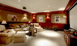 古典美式风格别墅室内整体装修效果图鉴赏