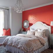 36平米简欧风格女生卧室装修效果图赏析