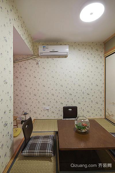 129平米欧式田园风格室内装修效果图鉴赏