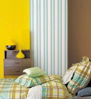 31平米现代简约风格卧室背景墙设计效果图赏析