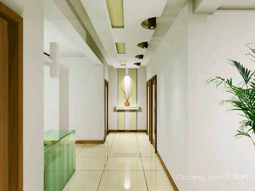 现代简约风格小户型入户玄关设计效果图赏析