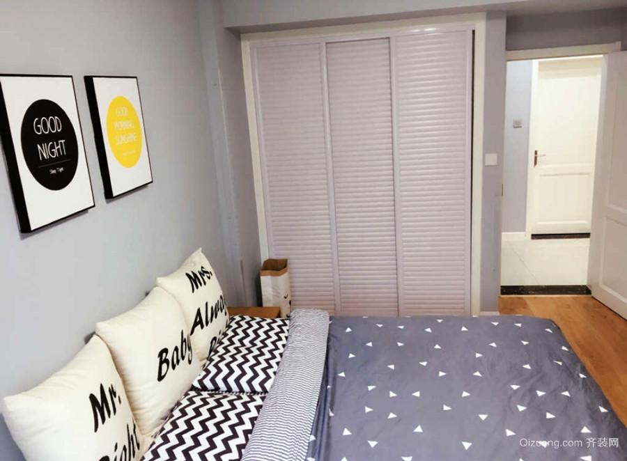 精致唯美的别墅型卧室装修效果图实例
